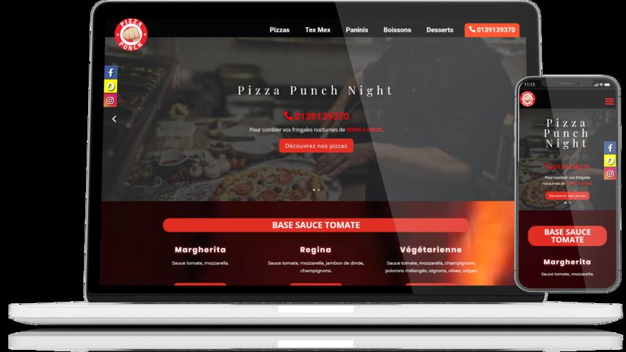 site web pizzapunchnigth